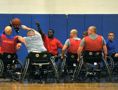 How to Stay Active With A Disability