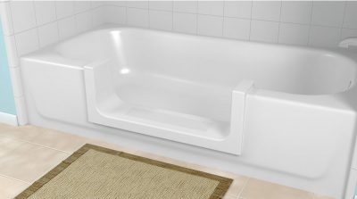 Step In Tub Design Options