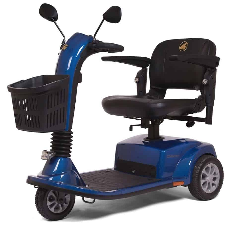 Golden Companion Motorized Wheelchair