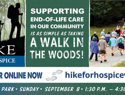 Local Events: Hike for Hospice (Roanoke, VA)
