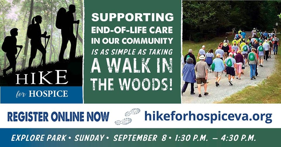 2019 Hike for Hospice
