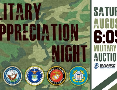 Local Events: Military Appreciation Night (Salem, VA)